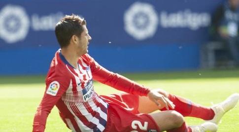 מוראטה על הדשא (La Liga)