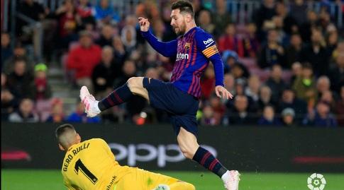 ליאו מסי מול חרונימו רולי (La Liga)