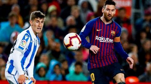 ליאו מסי מוסר (La Liga)