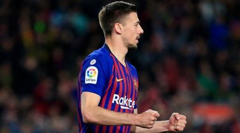 קלמנט לנגלה חוגג (La Liga)