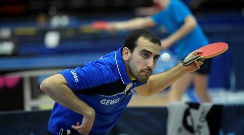 מיכאל טאובר (באדיבות איגוד טניס השולחן בישראל) (מערכת ONE)