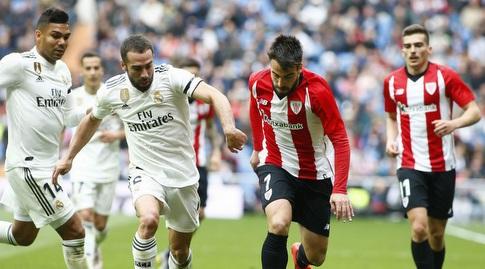 בנייאט אצ'בריה עם דני קרבחאל (La Liga)