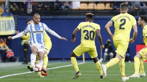 סמואל צ'וקואזה מול מרטין בריית'ווייט (La Liga)