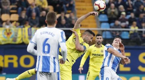 מריו גספאר נוגח (La Liga)