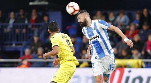 דימיטריס סיובאס נוגח (La Liga)