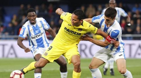 קרלוס באקה עם הכדור (La Liga)