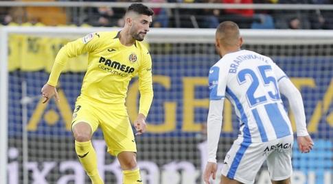 אלברו גונסאלס עם הכדור (La Liga)