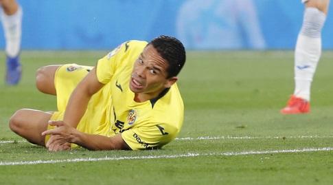 קרלוס באקה על הדשא (La Liga)