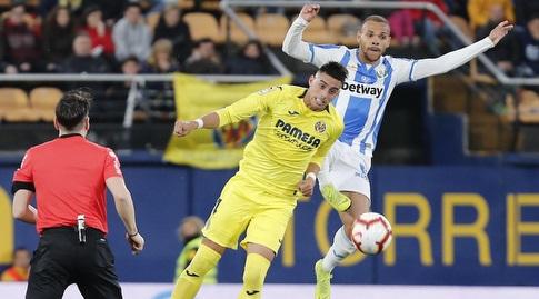 מרטין בריית'ווייט עם רמירו פונס מורי (La Liga)