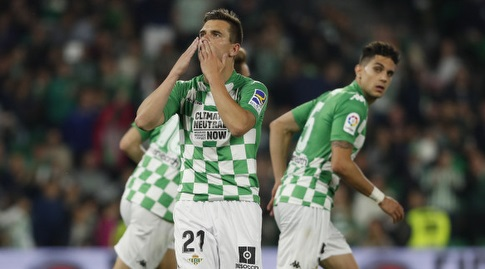ג'ובאני לו סלסו מודה לאוהדיו (La Liga)