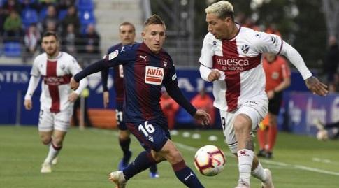 אווילה מול דה בלאסיס (La Liga)