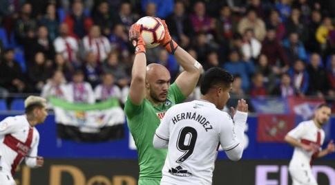הרננדס מול דמיטרוביץ' (La Liga)