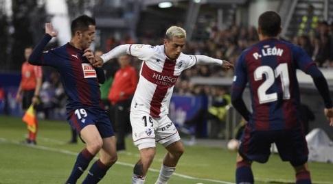 אווילה בפעולה (La Liga)