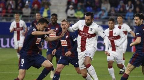 גונסאלו אסקלנטה בפעולה (La Liga)