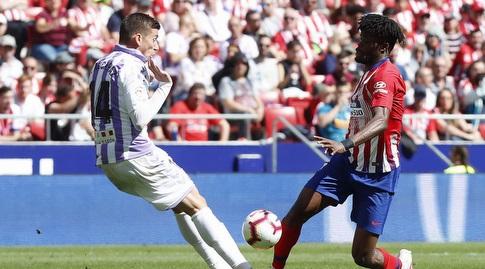 תומאס פארטה מול רובן אלקראס (La Liga)