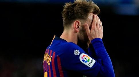 איבן ראקיטיץ' מאוכזב (La Liga)