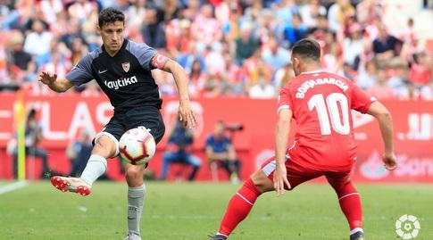 חסוס נבאס מול בורחה גרסיה (La Liga)