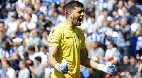 חרונימו רולי חוגג (La Liga)