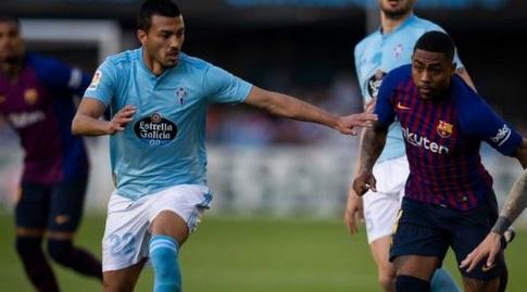 גוסטאבו קבראל מול מלקום (La Liga)