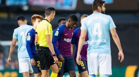 אוסמן דמבלה אחרי הפציעה (La Liga)