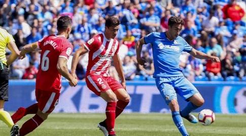 חיימה מאטה עם הכדור (La Liga)