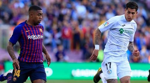 מלקום עם הכדור (La Liga)