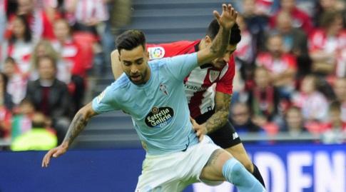 יורי עם ברייס מנדס (La Liga)