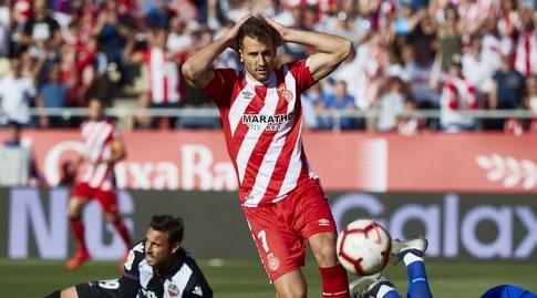 כריסטיאן סטואני מאוכזב (La Liga)