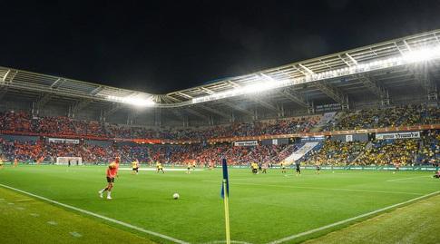 אצטדיון סמי עופר מוכן (חגי מיכאלי)