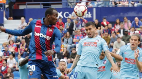 אנחל קוראה מול רפאל דוומנה (La Liga)