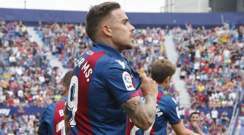 רוז'ר מרטי חוגג (La Liga)