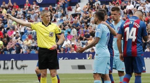 אנחל קוראה מורחק (La Liga)