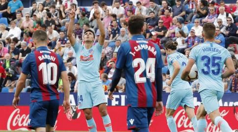 רדרי הרננדס חוגג (La Liga)