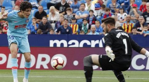 סרחיו קאמייו כובש (La Liga)