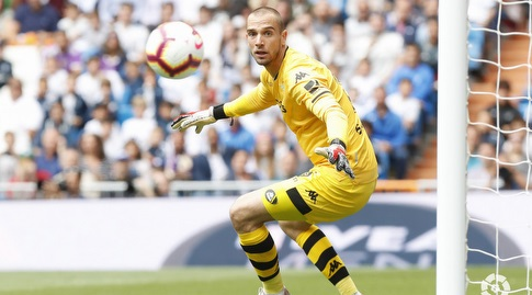 פאו לופס. יש לו עבר בלה ליגה (La Liga)