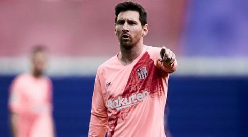 """ליאו מסי. """"העזיבה שלו תהיה מכה לביטחון שלנו"""" (La Liga)"""