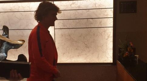 אנטואן גריזמן במלון (מאור רחמני)