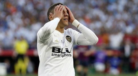 רודריגו מאוכזב (La Liga)