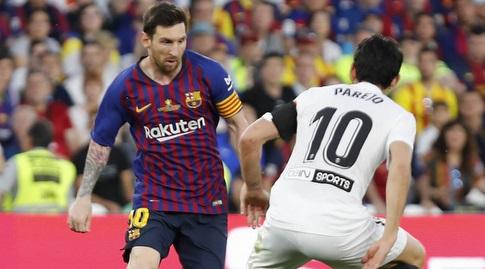 ליאו מסי מול דני פארחו (La Liga)