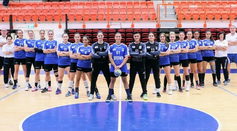נבחרת ישראל בכדוריד נשים (הדר ואן קולא)