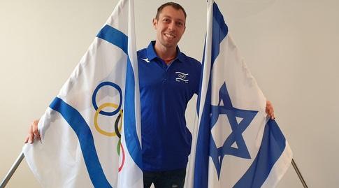 מישה זילברמן (באדיבות הוועד האולימפי בישראל) (מערכת ONE)