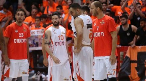 שחקני עירוני נס ציונה מאוכזבים (רדאד ג'בארה)