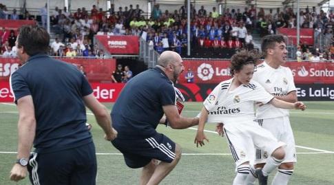 בריאל חוגגים (La Liga)