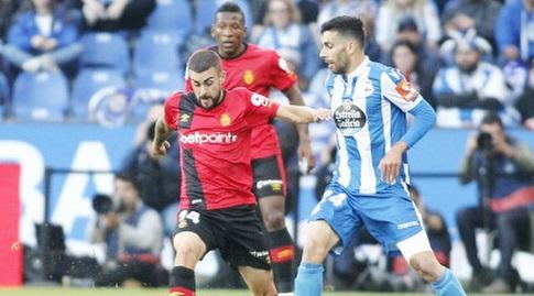 מרטין וליינט עם הכדור (La Liga)