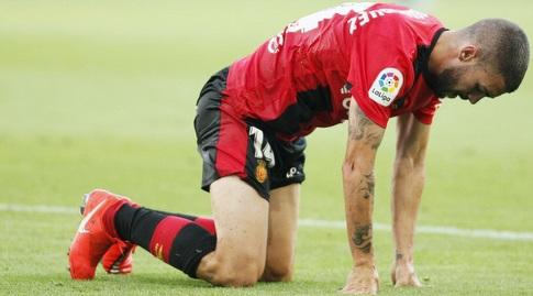 דני רודריגס מאוכזב (La Liga)
