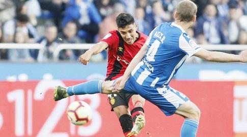 לאו סוארס בועט (La Liga)