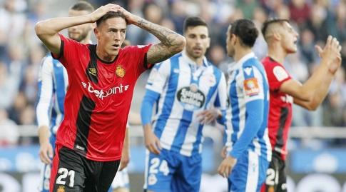 אנטוניו ראיו מאוכזב (La Liga)