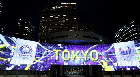 העיר טוקיו, שנה לפני (רויטרס)