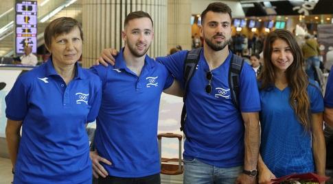 המשלחת הישראלית למשחקי אירופה (שחר גרוס)