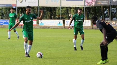 מוחמד עוואד בועט (האתר הרשמי של מכבי חיפה)